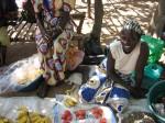 Markt in Lokojo